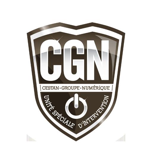 Logo Cestan Groupe Numérique