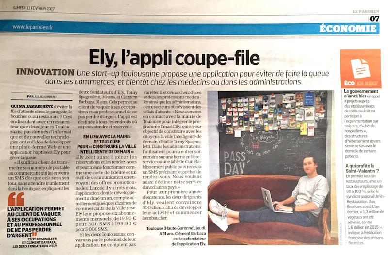 ély, Le Parisien